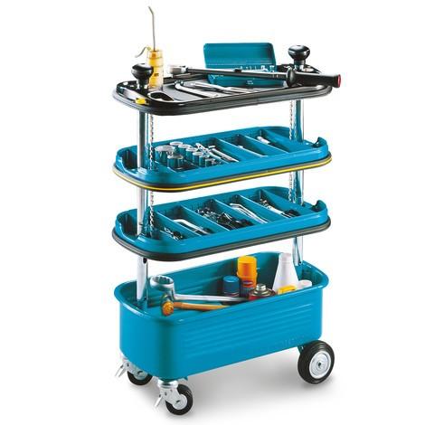 Werkzeugwagen HAZET® Assistent® Profi, absenkbar