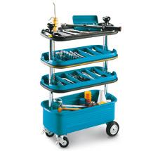 Werkzeugwagen HAZET ® Assistent® Profi. Absenkbar