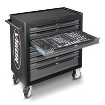 Werkzeugwagen VIGOR® 1000 XL, 8 Schubladen, leer