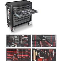 Werkzeugwagen VIGOR® 1000 XL, inkl. Werkzeugsortiment