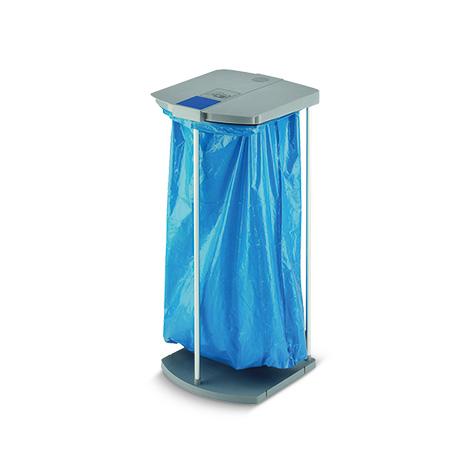 Wertstoff-Sammelsystem für 120-Liter-Säcke, stationär