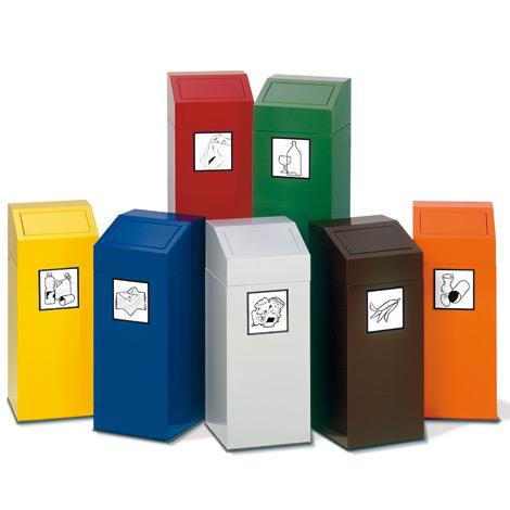 Wertstoffsammler bis 81 Liter