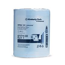 Wischtücher Großrolle Kimberly Clark® WYPALL X60, 310x380mm (BxL)