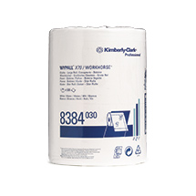 Wischtücher Großrolle Kimberly Clark® WYPALL X70, 410x380mm (BxL)