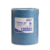 Wischtücher Großrolle Kimberly Clark® WYPALL X80