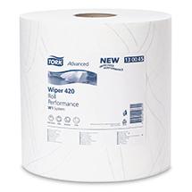 Wischtücher Großrolle TORK® Advanced 420