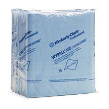 Wischtücher Kimberliy Clark® WYPALL X60, viertelgefaltet, 315x365mm (BxL)