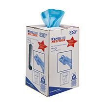 Wischtücher Kimberly Clark® WYPALL X60, 245x420mm (BxL)