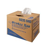 Wischtücher Kimberly Clark® WYPALL X60, 310x420mm (BxL)