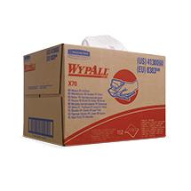 Wischtücher Kimberly Clark® WYPALL X70, 310x420mm (BxL)