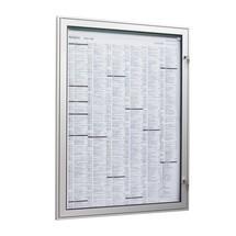 Witryna ze szkłem bezpiecznym ESG