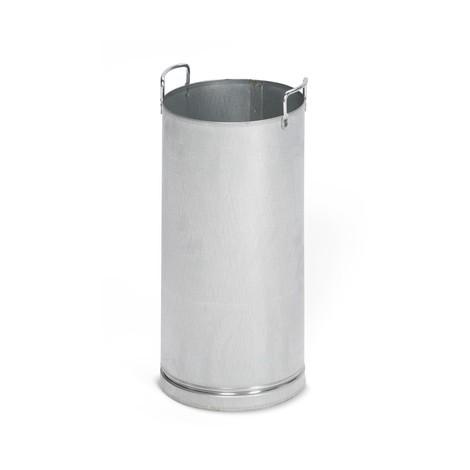 Wkład wewnętrzny do popielniczki VAR® Basic, ocynkowany