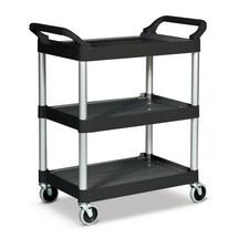 Wózek do serwowania Rubbermaid®, udźwig 90 kg