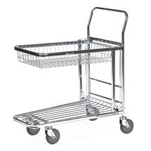 Wózek magazynowo-transportowy