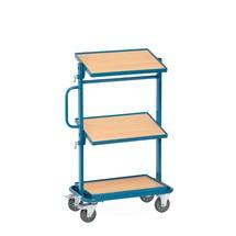 Wózek montażowy fetra®, płyty z tworzywa drzewnego