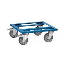 Wózek na skrzynie fetra® zotwartą ramą