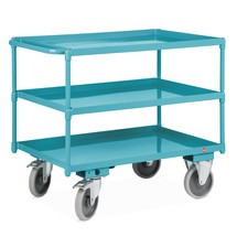 Wózek pietrowy Ameise, uchwyt poziomy, udzwig 400kg