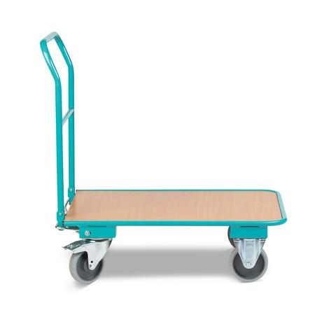 Wózek platformowy Ameise, skladany dyszel
