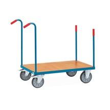 Wózek platformowy fetra® zkłonicami