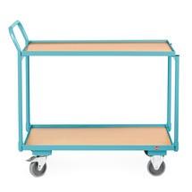 Wózek półkowy Ameise®, uchwyt pionowy