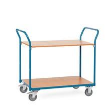 Wózek półkowy fetra®, udźwig 200 kg