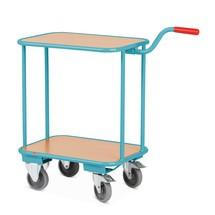 Wózek rolkowy Ameise z uchwytem, udzwig 200kg, 2 pow. lad. 603x450mm