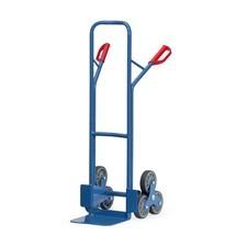 Wózek schodowy fetra®, 3-ramienna gwiazda kół