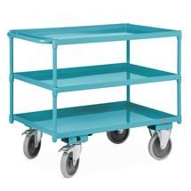 Wózek stołowy Ameise® zwanienkami nieprzepuszczającymi oleju
