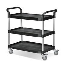 wózek stołowy BASIC wykonany z polipropylenu