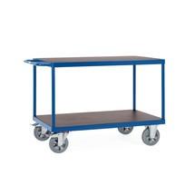 Wózek stołowy do dużych obciążeń fetra®, udźwig 1200 kg