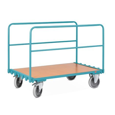 Wózek transportowy do plyt Ameise, 2 uchwyty, udzwig 500 kg, 1273x740mm