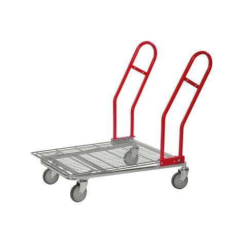 Wózek typu Cash-'n'-Carry dla dużych towarów