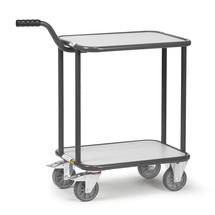 Wózek z uchwytem ESD fetra®