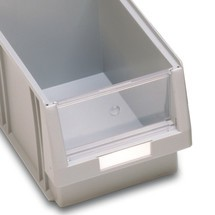 Wziernik do otwartych pojemników magazynowych z polipropylenu