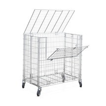 XXL storage and transport trolley