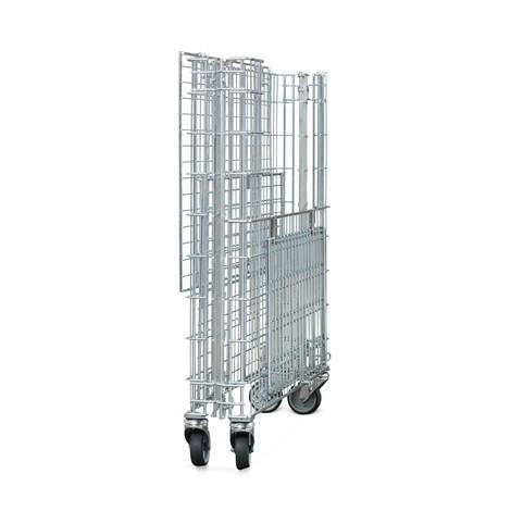 XXL storage and transport trolley