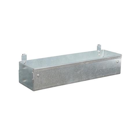 Zásobník na náradie pre umývadlo s perforovanou