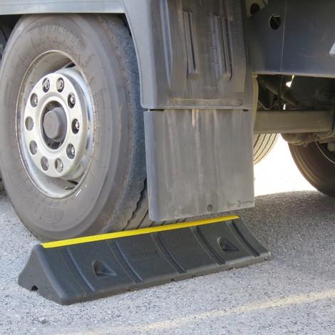 Zastavovacia lišta pre kolesá Heavy Duty