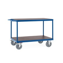 Zátěžový pojízdný stolek fetra®, nosnost 1200kg