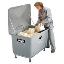 zbieranie biornik na odpady akumulatory CEMO