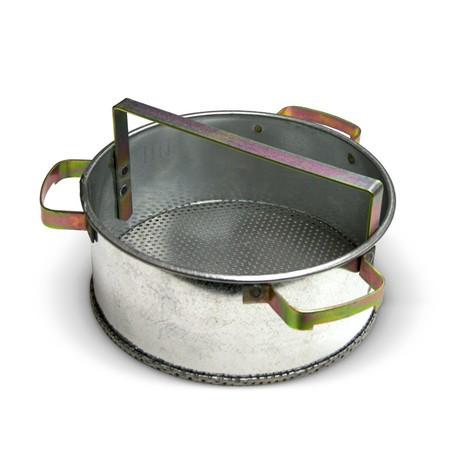Zeefbak kleine onderdelen voor was- en dompelbakken Justrite®