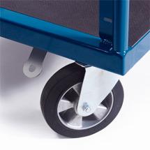 Zentralfeststeller für Super-/ Schwerlast-Transportwagen Rotauro