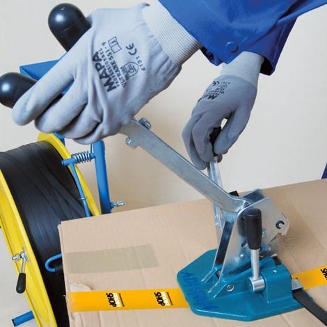 Zestaw KOMFORT do pakowania za pomocą taśmy spinającej z tworzywa sztucznego