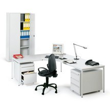 Zestaw mebli biurowych Advantage 7 sztuk