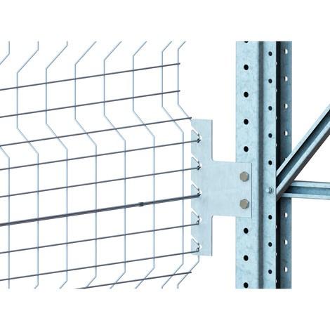 Zestaw montażowy do ścianek tylnych kratowych META MULTIPAL