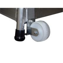 Zestaw rolek do schodów montażowych KRAUSE®