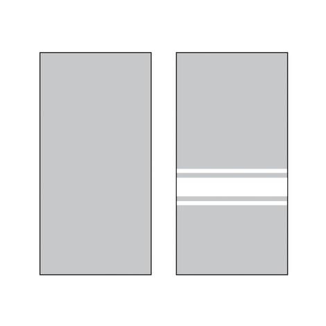 Zijwand voor rookpaviljoen - zeshoek