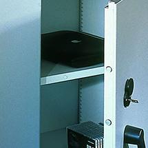 zusätzlicher Fachboden für Sicherheits-Flügeltürenschränke
