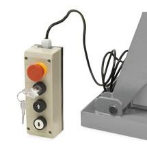 Zvedací plošina Ameise® sjednoduchým nůžkovým mechanismem