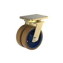 Zwenkwiel voor zware last Wicke Topthane® polyurethaan